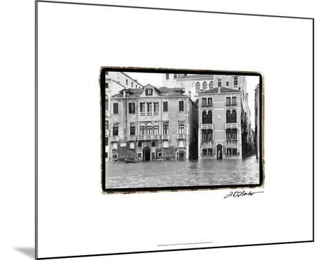 Waterways of Venice XVI-Laura Denardo-Mounted Premium Giclee Print