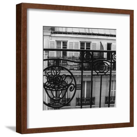 Paris Hotel II-Alison Jerry-Framed Art Print
