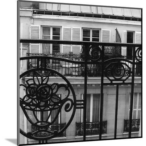 Paris Hotel II-Alison Jerry-Mounted Art Print