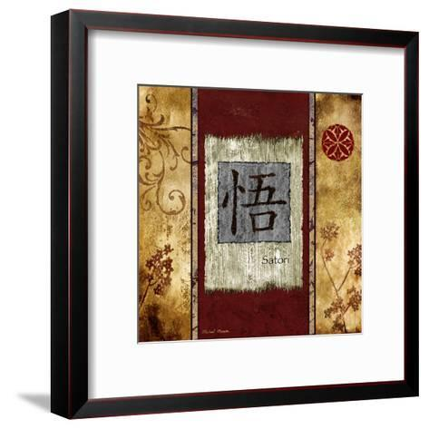 Satori-Michael Marcon-Framed Art Print