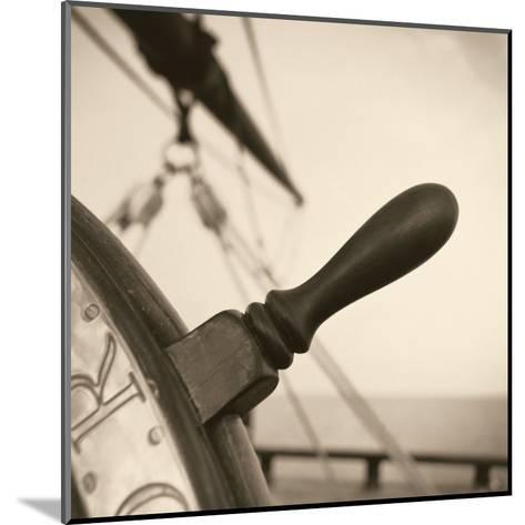Nautical Aspect I-Michael Kahn-Mounted Art Print