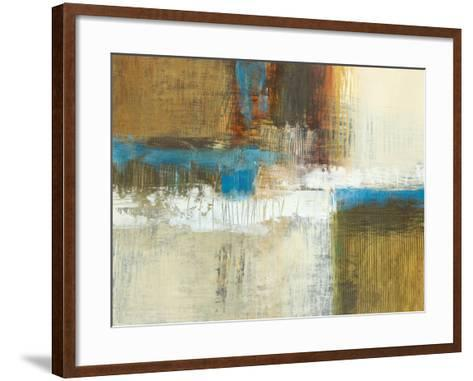 Completion-Lilian Scott-Framed Art Print