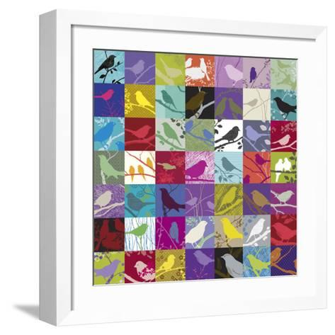 Birdland-Alistair Forbes-Framed Art Print