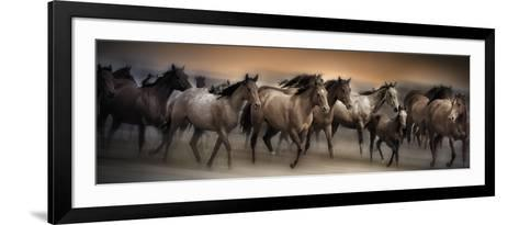 Oncoming Storm-Bobbie Goodrich-Framed Art Print