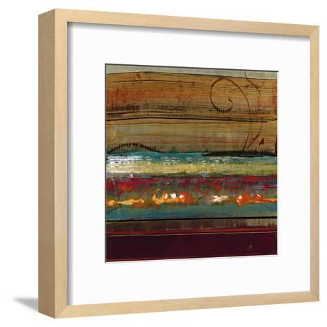 Desert Melody II-Douglas-Framed Art Print