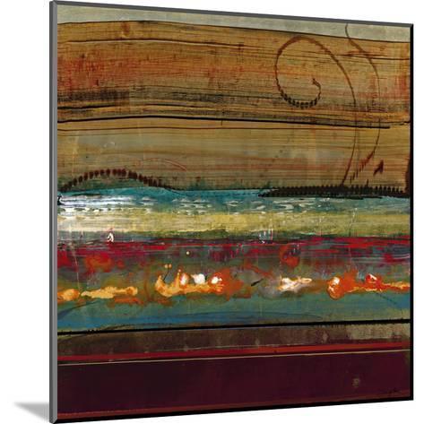 Desert Melody II-Douglas-Mounted Art Print