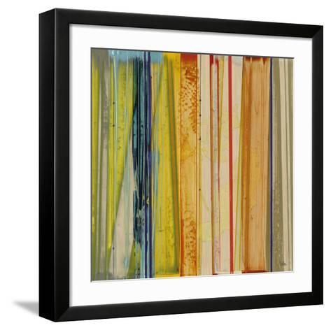 Fresh Air III-Leila-Framed Art Print
