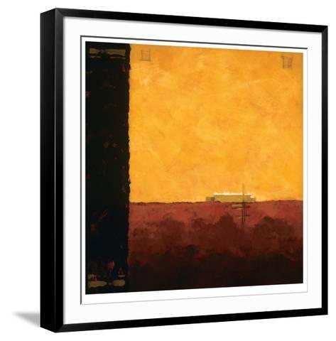Desert Retreat-Geoff Hager-Framed Art Print