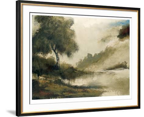 Rivage-Denis Jully-Framed Art Print