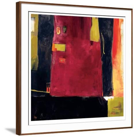Resting Place-Kara Loop-Framed Art Print