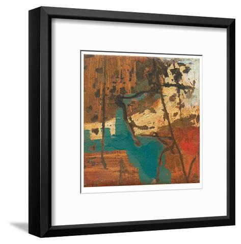 Graphia-Doug Rappel-Framed Art Print