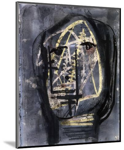 Head, 1950-Henry Moore-Mounted Giclee Print