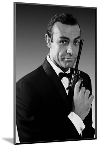 James Bond--Mounted Art Print