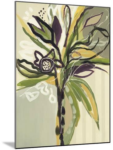 Serene Floral I-Angela Maritz-Mounted Art Print