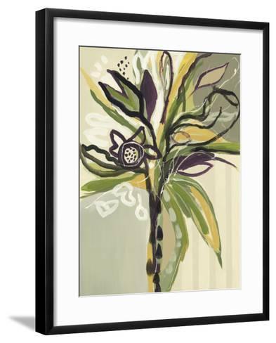 Serene Floral I-Angela Maritz-Framed Art Print