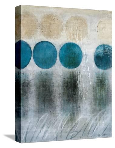 Blue Moon II-Heather Mcalpine-Stretched Canvas Print