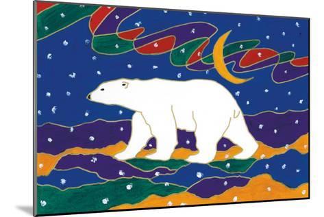 Papa Bear-Dawn Oman-Mounted Art Print