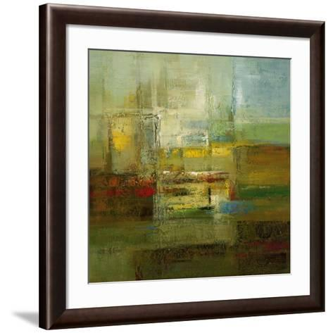 Patch of Blue-Paul Bell-Framed Art Print