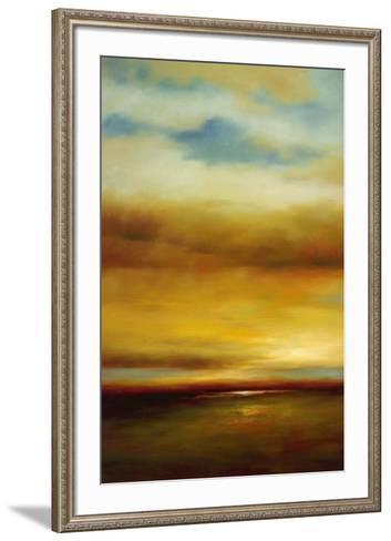 Sound of the Waves I-Paul Bell-Framed Art Print