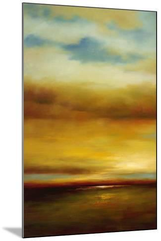Sound of the Waves I-Paul Bell-Mounted Art Print