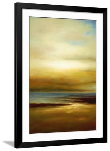 Sound of the Waves II-Paul Bell-Framed Art Print