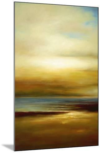 Sound of the Waves II-Paul Bell-Mounted Art Print