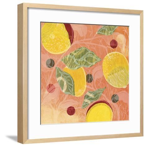 Citrus Limon I-Ouida Touch?n-Framed Art Print