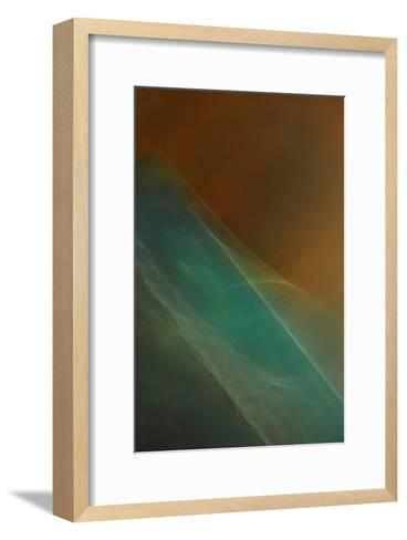 Abstract Vibe II-Jean-Fran?ois Dupuis-Framed Art Print
