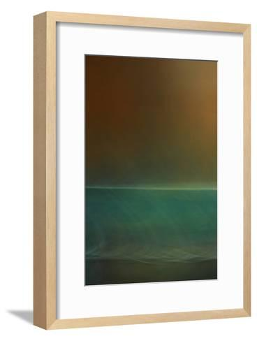 Abstract Vibe III-Jean-Fran?ois Dupuis-Framed Art Print