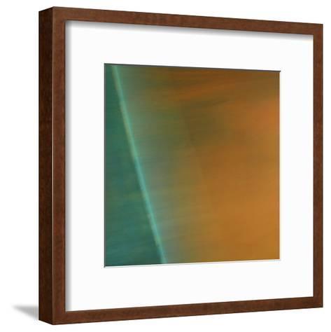 Abstract Vibration III-Jean-Fran?ois Dupuis-Framed Art Print