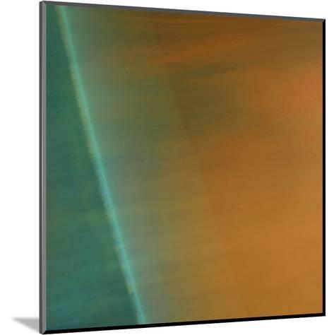 Abstract Vibration III-Jean-Fran?ois Dupuis-Mounted Art Print