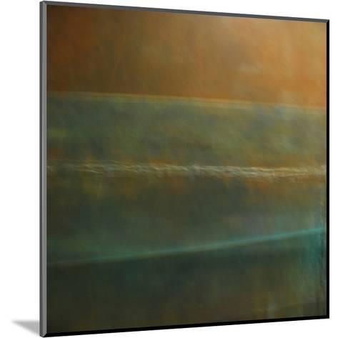 Abstract Vibration V-Jean-Fran?ois Dupuis-Mounted Art Print