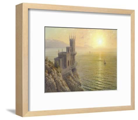 Afternoon Splendour-A^ Gorjacev-Framed Art Print