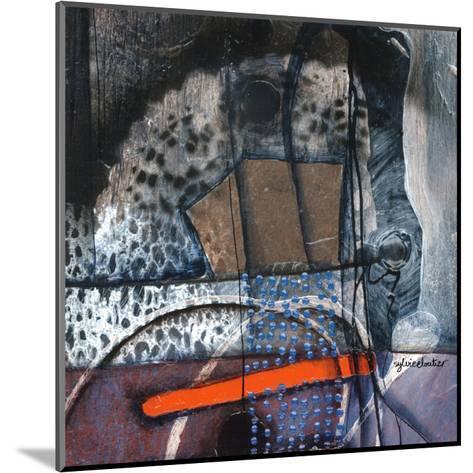 Alvéolé (Détail 2)-Sylvie Cloutier-Mounted Art Print