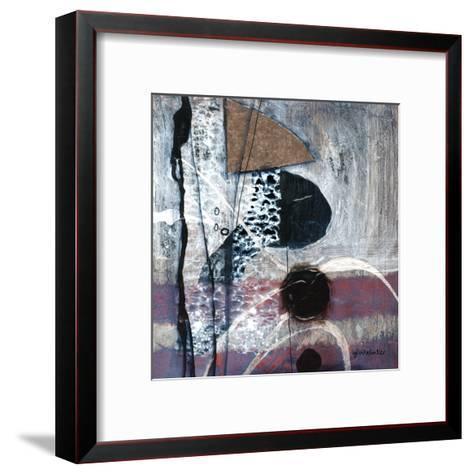 Alvéolé (Détail 3)-Sylvie Cloutier-Framed Art Print