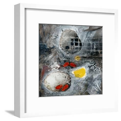 Ascension (Détail 2)-Sylvie Cloutier-Framed Art Print
