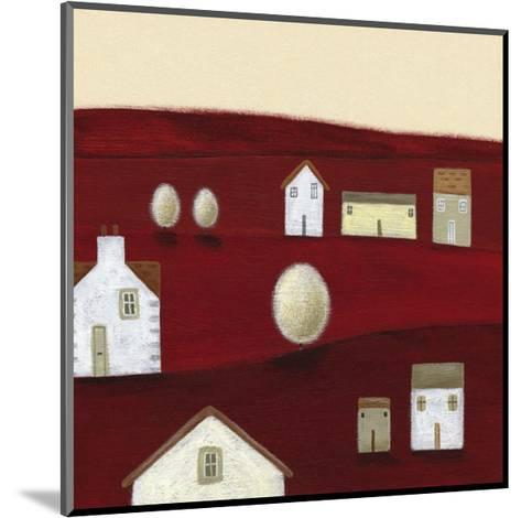Country Living II-Lucy Barnard-Mounted Art Print