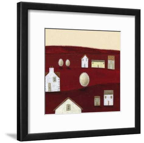 Country Living II-Lucy Barnard-Framed Art Print