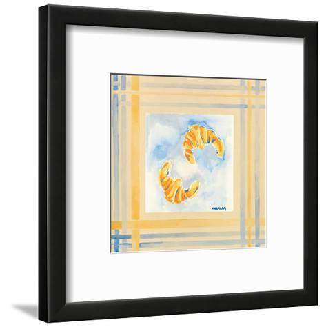 Croissants-Urpina-Framed Art Print