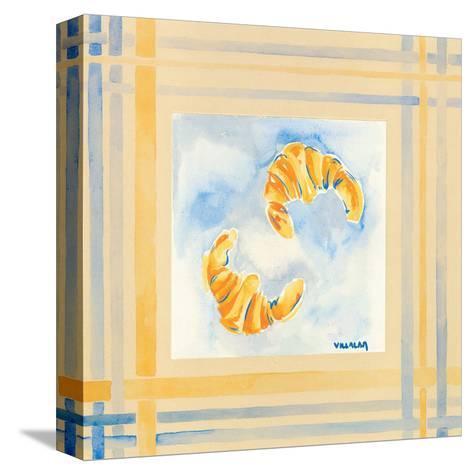 Croissants-Urpina-Stretched Canvas Print