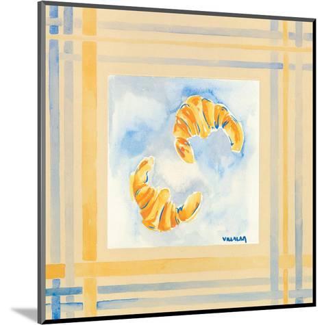 Croissants-Urpina-Mounted Art Print