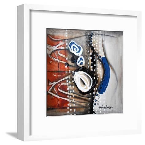 État Riverain-Sylvie Cloutier-Framed Art Print