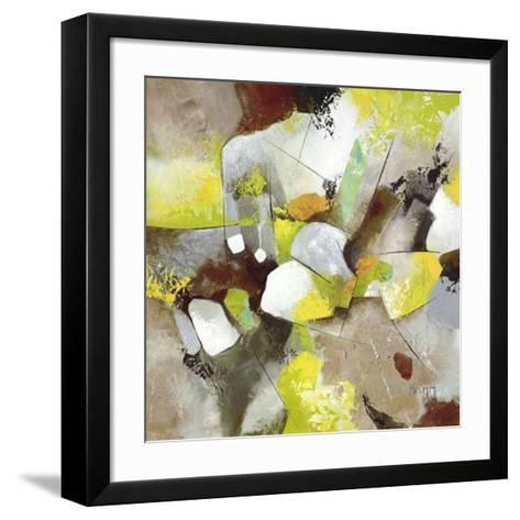 Explosion I-Krimm-Framed Art Print