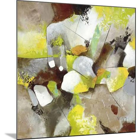 Explosion I-Krimm-Mounted Art Print