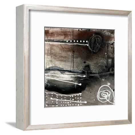 Fatalité (Détail 2)-Sylvie Cloutier-Framed Art Print