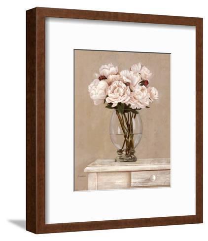 Floral III-Bravo-Framed Art Print