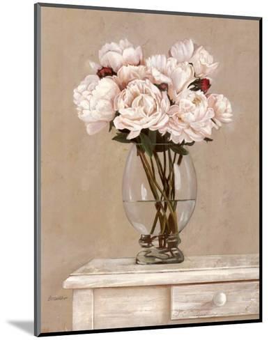 Floral III-Bravo-Mounted Art Print