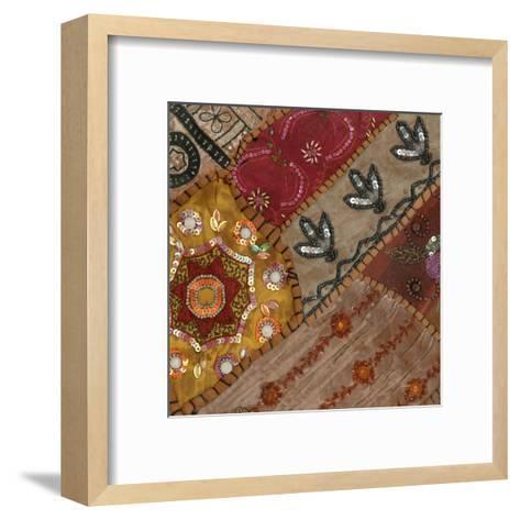 India Art I--Framed Art Print