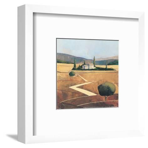 Landscape I-Ranz-Framed Art Print