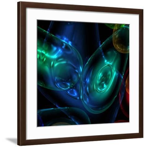 Light I--Framed Art Print